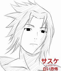 Image Gallery sasuke sketch