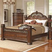 king size bed headboard DuBarry King-Size Grand Headboard & Footboard Bed with ...