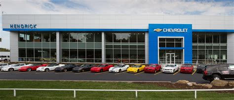 Hendricks Chevrolet by Hours Directions To Hendrick Chevy Shawnee Mission