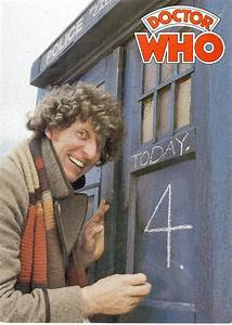 Tom, Baker, Dr, Who, Merchandise, Greetings, Cards, Great