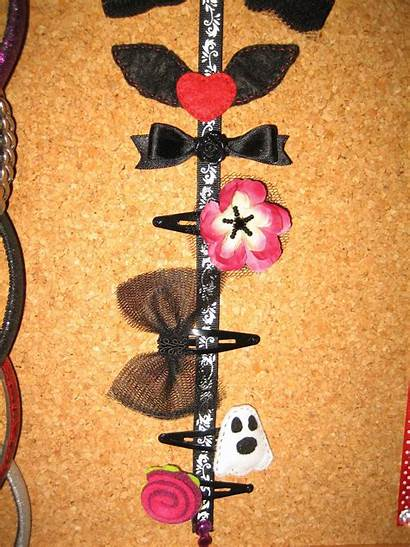 Hair Accessories Holder Accessory Decorating Place Together