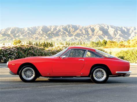 1962 Ferrari 250 GT Lusso Berlinetta Pininfarina g-t ...