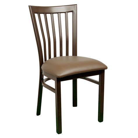 chairs wood look metal ladder back chair