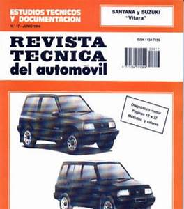 Descargar Manual De Taller Suzuki Vitara