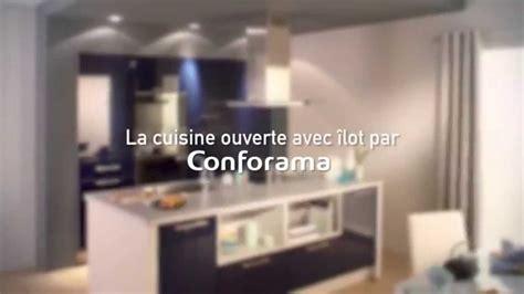 ilot de cuisine conforama la cuisine ouverte avec îlot conforama