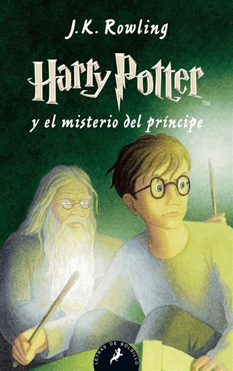 Última parte de mi libro favorito de esta gran saga espero y lo. Descargar el libro Harry Potter y el misterio del príncipe ...