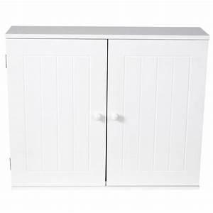 bathroom wall cabinet double door storage cupboard wooden With discount bathroom wall cabinets