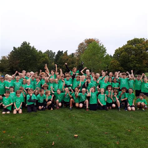 st peters primary school farnham district cross country event
