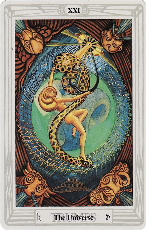 Thoth Deck The Fool by Pin Thoth Tarot Deck The Fool On