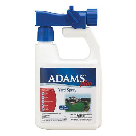tick spray for yard adams flea tick yard spray dog flea and tick at arcata