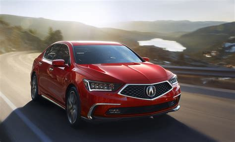 Acura Rlx Redesign 2020 by 2020 Acura Rlx Redesign Price And Release Date