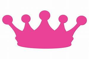 Clipart Pink Crown - ClipArt Best