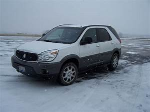 2002 Buick Rendezvous Engine