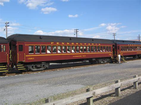 Filepennsylvania Railroad P Enger Car Jpg Wikimedia