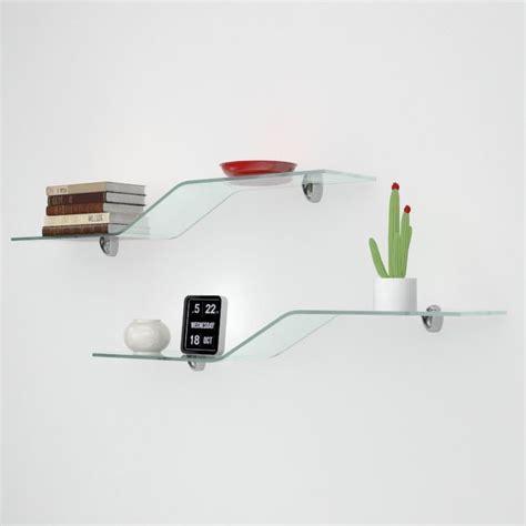 supporti per mensole di vetro mensole in vetro onda nel 2019 mensole in vetro home