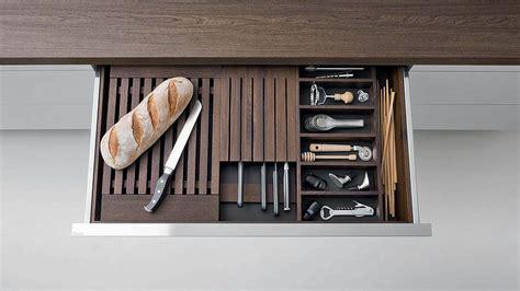 Accessori Cassetti Cucina by Gli Accessori Dada Per Una Cucina Di Design Dada