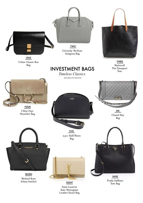 classic handbags   worth  investment hot beauty health