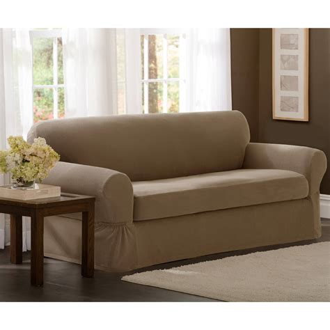oversized sofa and loveseat oversized sofa slipcover couch slipcovers thesofa