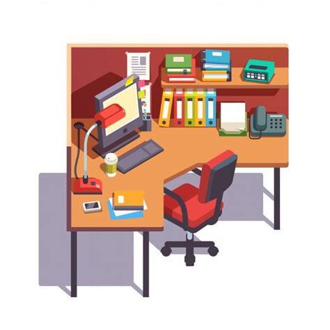 computer da scrivania scrivania da scrivania per ufficio con computer desktop