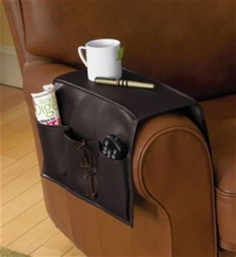 Leather Armchair Caddy by Remote Holder For Armchair Best Faux Leather