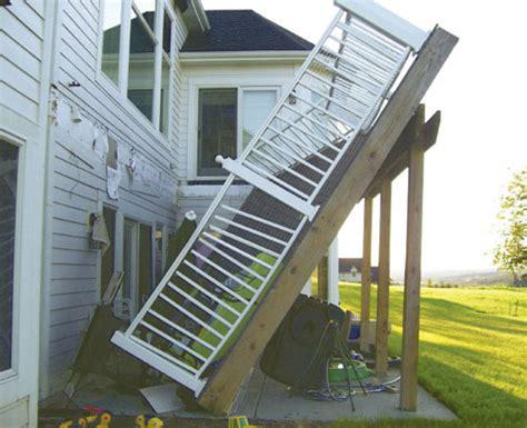 is your deck safe buckeye building analysis