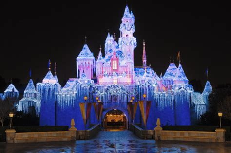 when does disneyland take down christmas decorations 2017