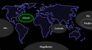 アトランティス:アトランティス大陸 / 世界の ...