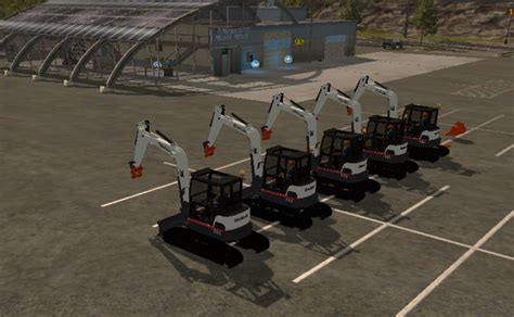 bobcat   fs fs  mods farming simulator  mod fs  mod