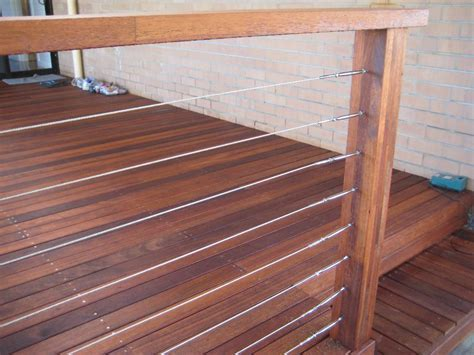 Mainz Pty Ltd for Stainless Steel Wire Balustrades, Perth