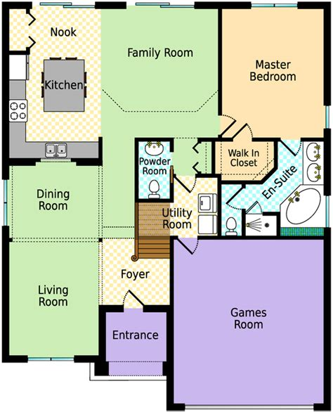 bath floor plans emerald island orlando villa floor plan