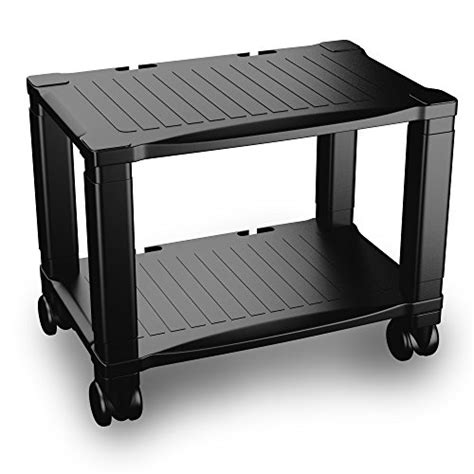 Small Bookcase On Wheels by Galleon Printer Stand Hc 2401 Stand 2 Tier Desk
