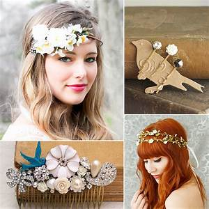 40 Bridal Hair Accessories From Etsy POPSUGAR Beauty