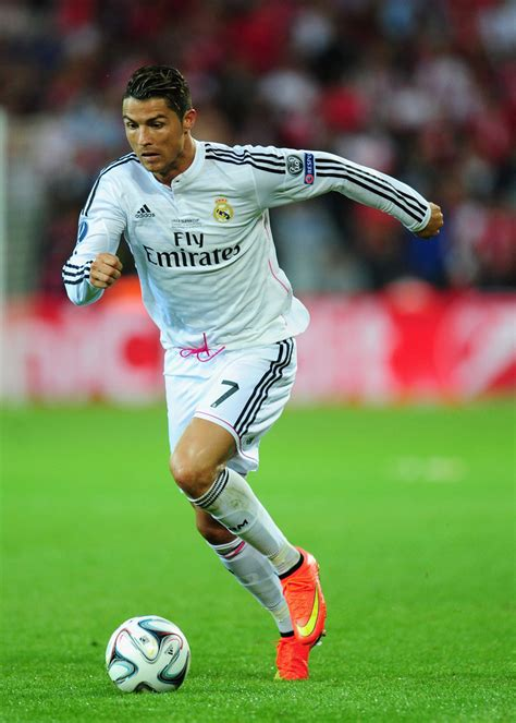 Ronaldo - Ronaldo Photos - Real Madrid v Sevilla FC - Zimbio
