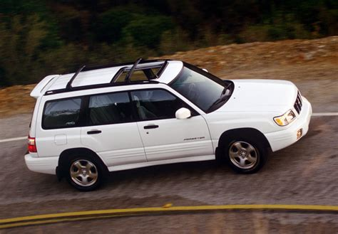 Subaru Sf Forester Wallpaper by Subaru Forester 2 0gx Us Spec Sf 2000 02 Images