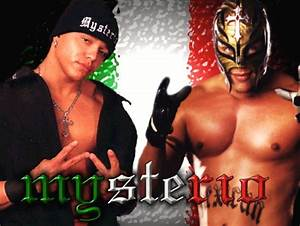 World Wrestlers: Wwe Rey Mysterio Without Mask images