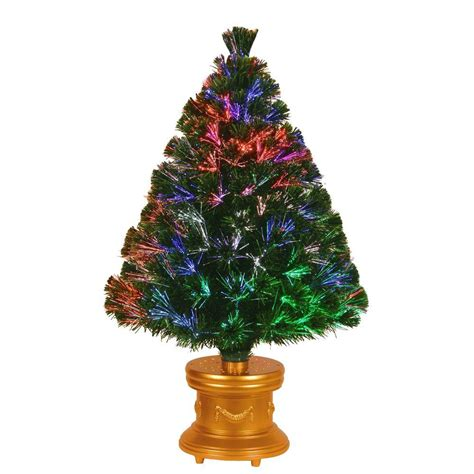 national tree company 3 ft fiber optic fireworks