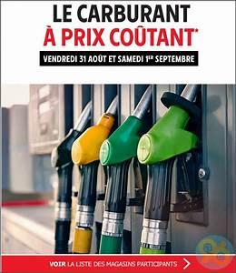 Carburant A Prix Coutant Intermarché : bon plan carburant prix coutant chez intermarch ~ Medecine-chirurgie-esthetiques.com Avis de Voitures