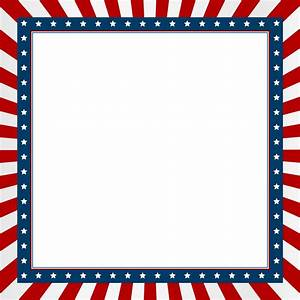 July clipart borders, July borders Transparent FREE for ...