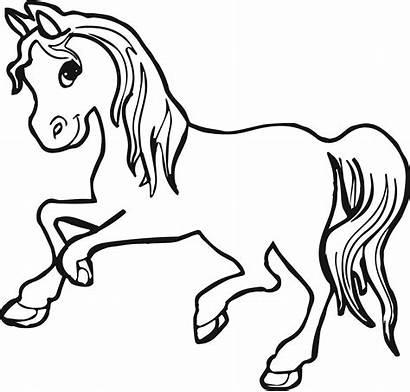 Horse Coloring Pages Weneedfun