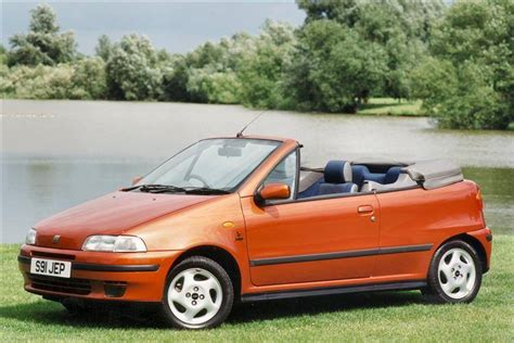 Fiat Punto Cabrio 1994 1999 Used Car Review Review Car Review Rac Drive