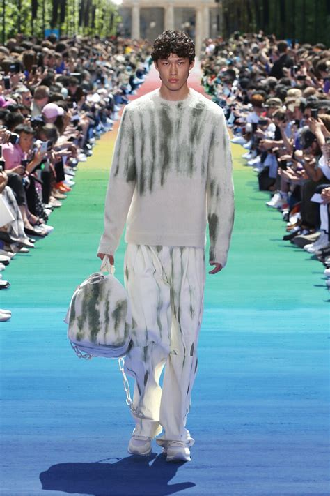 louis vuitton spring summer  mens collection  skinny beep