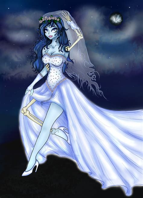 Corpse Bride By Lasushi On Deviantart