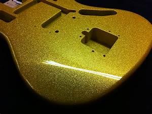 Vegas Gold Fender Jaquar