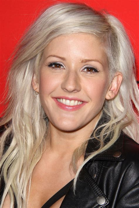 Ellie Goulding, Before And After Beautyeditor