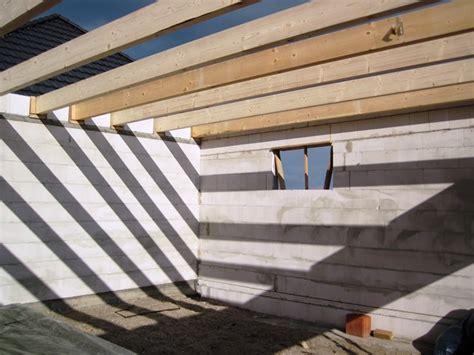 Flachdach Für Die Doppelgarage › Unserhausbaucom