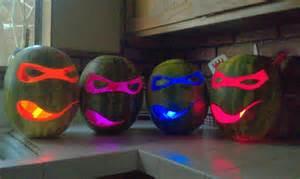 Ninja Turtle Pumpkin Carving Step By Step by Teenage Mutant Ninja Turtle Watermelon Carvings Geektyrant