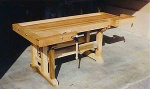 Fine Woodworking Workbench Woodworker Magazine