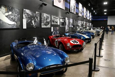 This is the real thing. Ford v Ferrari's Carroll Shelby had special connection to Las Vegas   Las Vegas Review-Journal