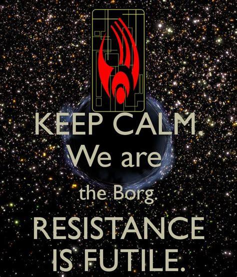 calm    borg resistance  futile star