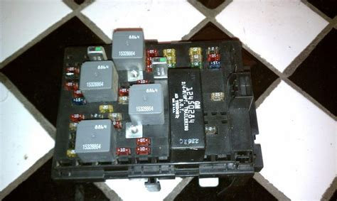 Where I The Inside Fuse Box For A 01 Town Country by Find 02 03 04 05 06 07 Buick Rendezvous Interior Inside